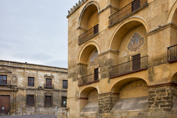 Mezquita Cathedral in Old Town of Cordoba