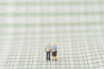 数字と高齢者