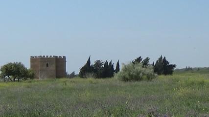 Castillo paisaje