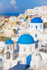 Oia Santorini island, Cyclades, Greece