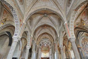 Milano Santa Maria delle Grazie interno