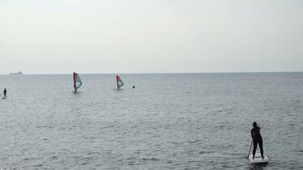 School of windsurf
