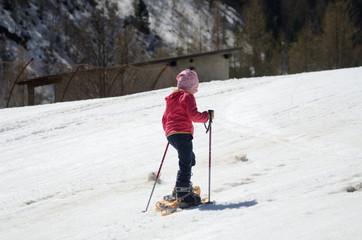 ciaspole racchette da neve bambini
