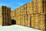 Wooden pallets - 79841460