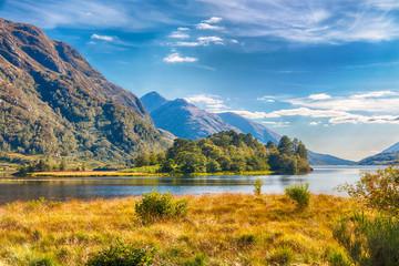 Loch View HDR