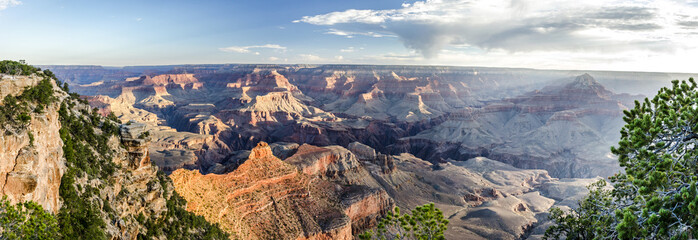 Grand Canyon Panorama Sonnenaufgang