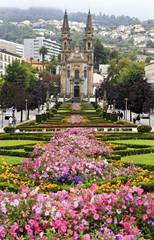 Sao Gualter Church in Guimaraes, Portugal
