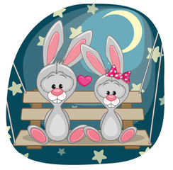 Lovers Rabbits