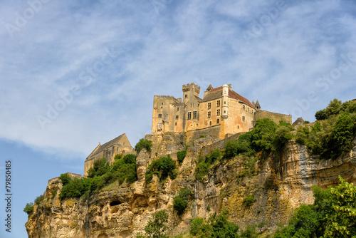 Beynac-et-Cazenac old castle