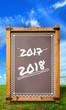 Strassenschild 34 - 2018