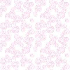 Vintage floral seamless pattern. EPS8 vector. Easily editable.