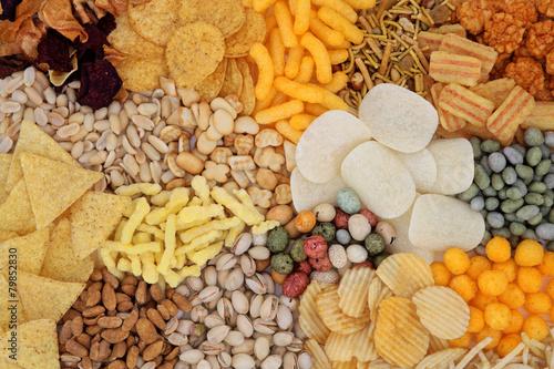Aluminium Assortiment Snack Food