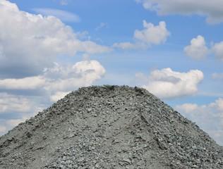 Baumaterial Mineralgemisch