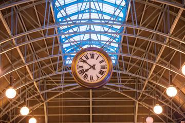Railway clock