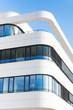 modernes Gebäude in Deutschland - Büro