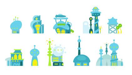 City future fantastic
