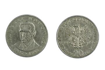 Poland coin