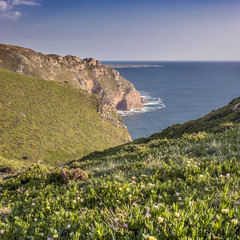 Portugal, Cabo da Roca.