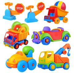 Toy car big set