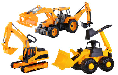 construction machinery collection