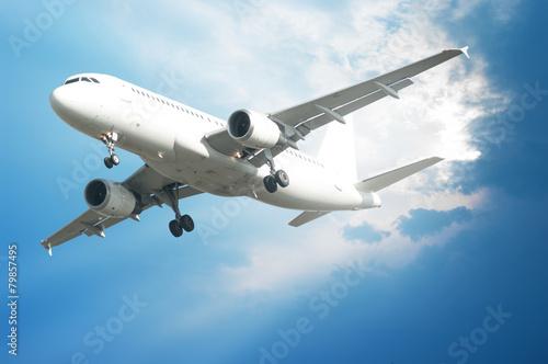 mata magnetyczna Samolot