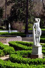 Maria Luisa park, Seville, Andalusia, Spain