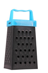 The Mini Grater on the white background