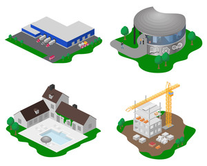 Buildings and constructions
