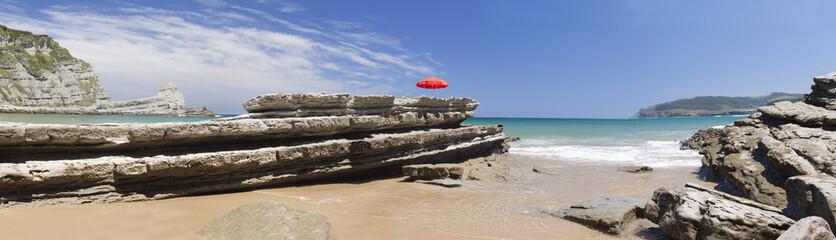 Playa de Langre. Cantabria.