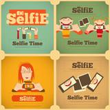 Fototapety Selfie