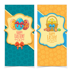 Easter banners.