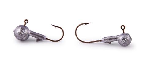 Hook, artificial bait, jig (Clipping path)