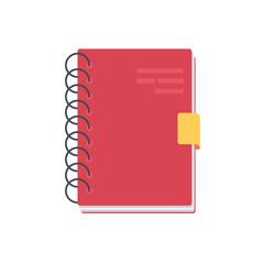 Notebook. Notepad.
