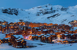 Val Thorens by night - 79867201