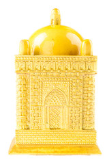 Ceramic mosque
