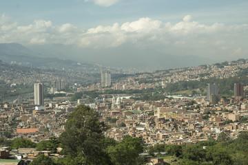 Medellín desde el norte