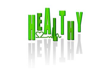 Healthy - Gesundheit - Medizin