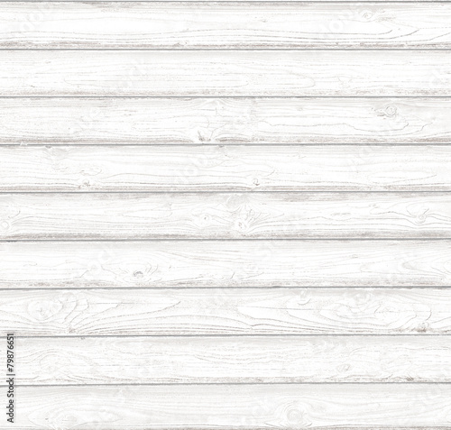 Tuinposter Hout vintage white wood background
