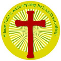 Crucifix and Gospel