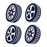 Fototapety car wheel  abstract