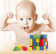 Smart Baby Playing Toy Blocks, Kids Early Development