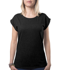 seriously black garment