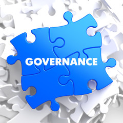 Governance on Blue Puzzle.