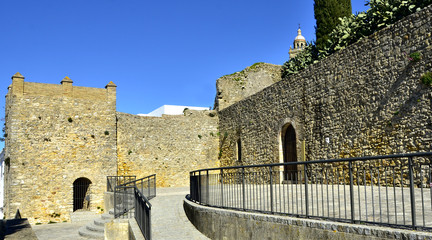 Caballerizas del Duque. Medina-Sidonia.cádiz.España
