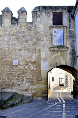 Arco de la Segur. Vejer de la Frontera.cádiz.España