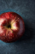 Red Apple (close up)