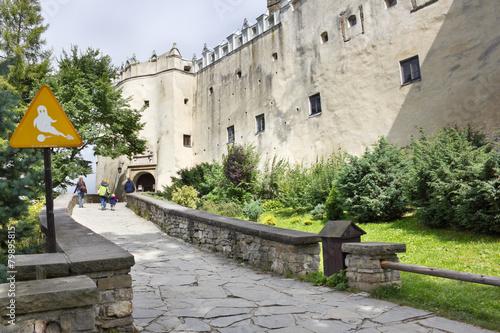 Castle in Niedzica, Poland - 79895815