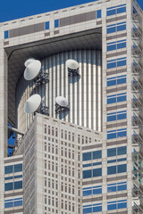 東京都庁 最上階 Tokyo Metropolitan Government top floor