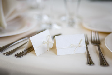 wedding able cards