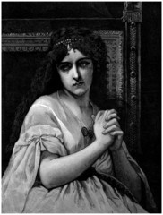 Sorrow - Chagrin - 19th century